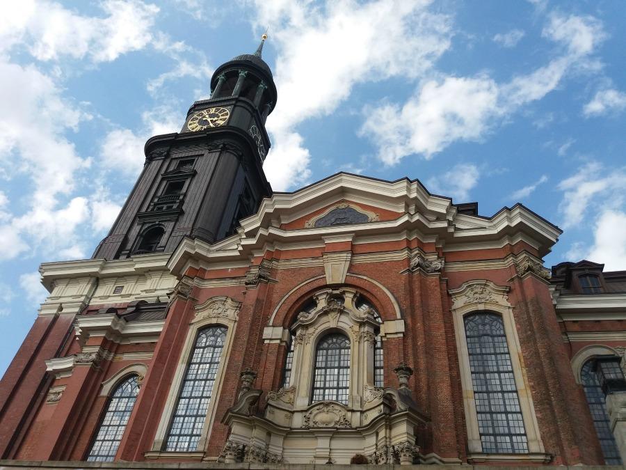 P1060124_Standort Hamburg - Gratis bezienswaardigheden in Hamburg -Michaeliskirche