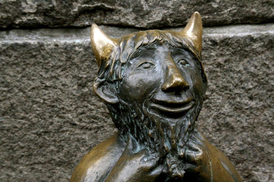 Stedentrip Lübeck: bezoek de duivel bij de Marienkirche