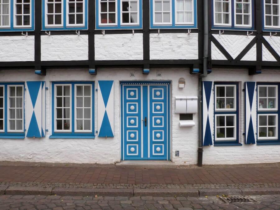 Dagtrip Lübeck: deuren kijken