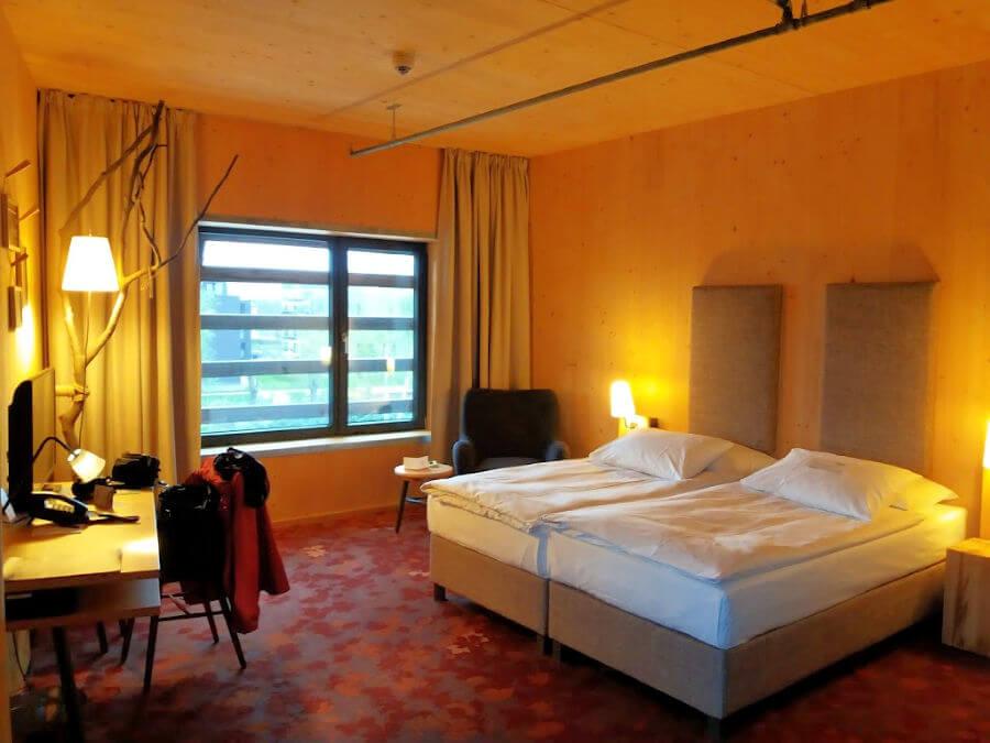 Hotel Wälderhaus in Hamburg