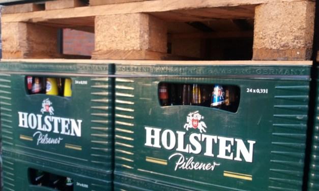 Biertje? Op bezoek bij de Holsten-Brauerei