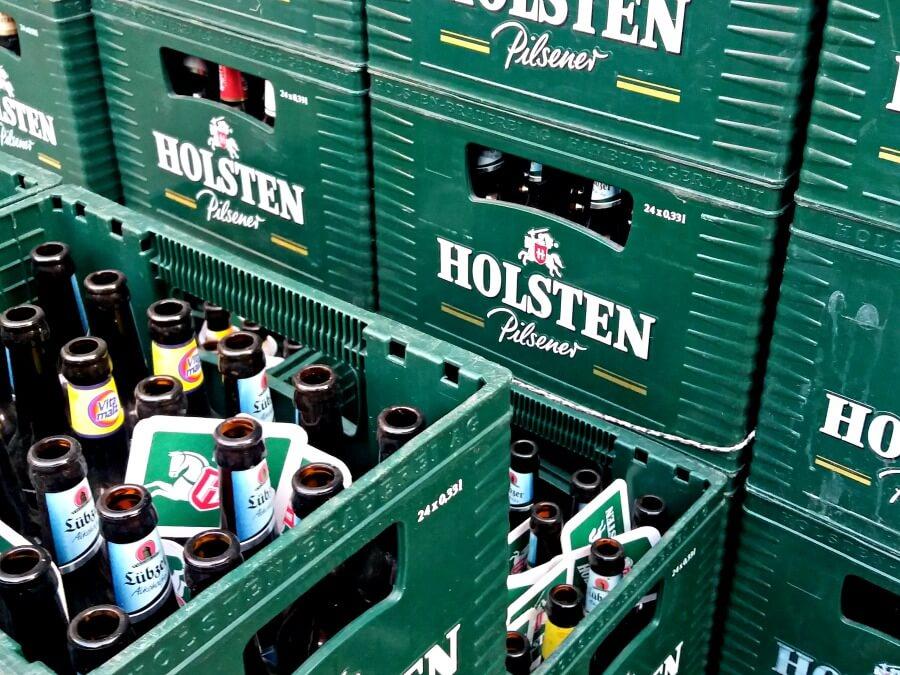 Holsten-Brauerei-Fest