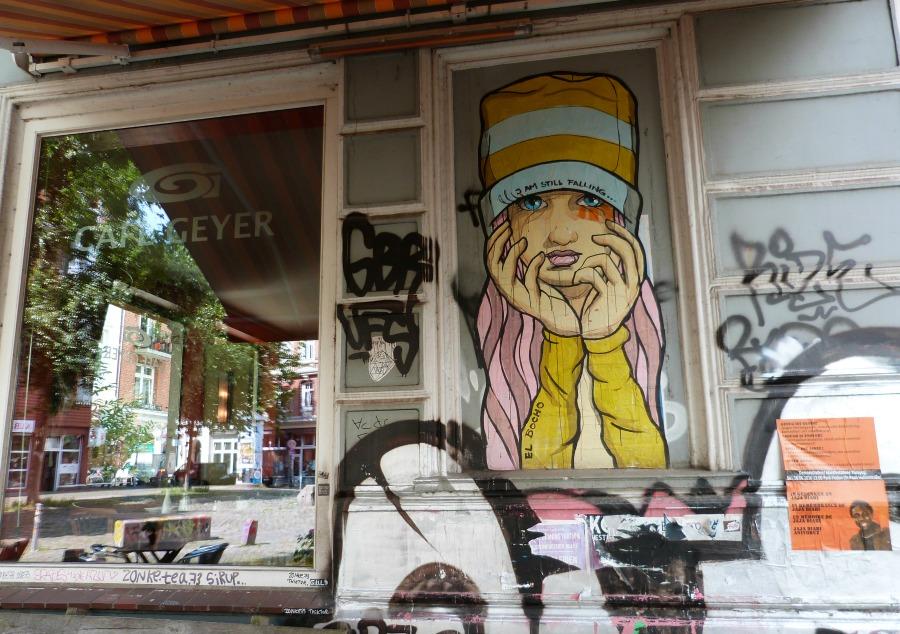 El Bocho in Hamburg | I am still falling