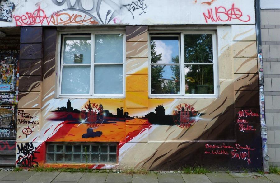 P1070414_Street art spotten in Hamburg_Standort Hamburg
