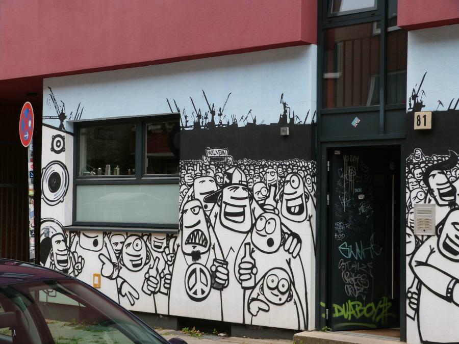 P1070511_Street art spotten in Hamburg_Standort Hamburg
