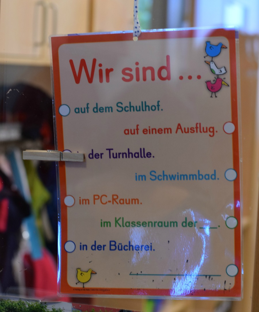 De eerste schooldag: de Einschulung