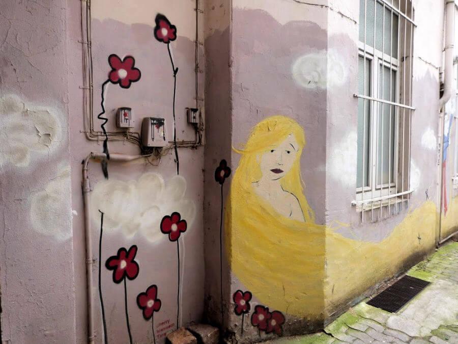 Hannover: street art