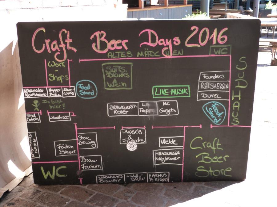 3 dagen in Hamburg: Craft beer in de Schanzenhöfe