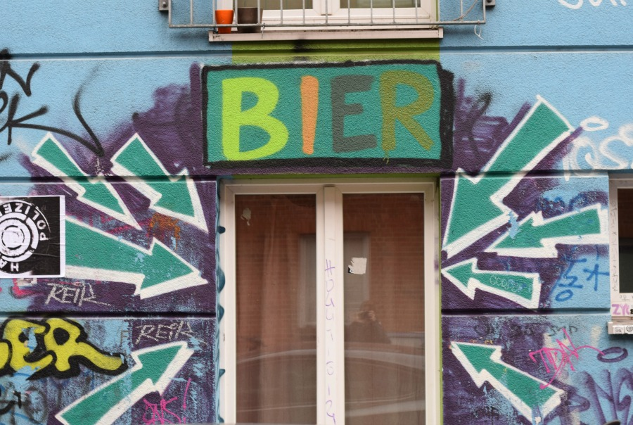 Craft Beer Hamburg | In St. Pauli weet men er raad mee