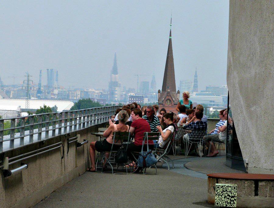 Lentetips voor Hamburg: Energiebunker in Wilhelmsburg