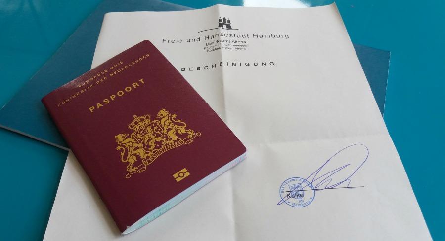 Paspoort Enschede