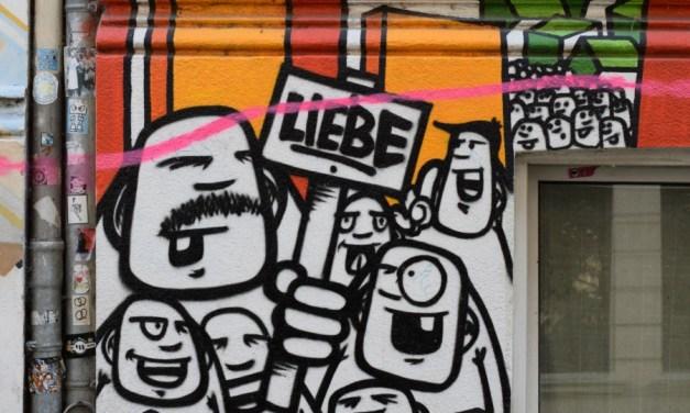De gaafste street art in Duitsland