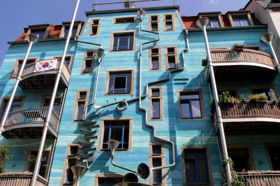 De beste street art in Duitsland: Dresden