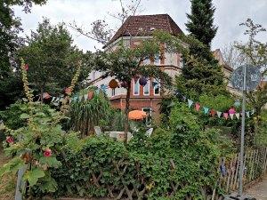 Bezoek de wijk Bahrenfeld