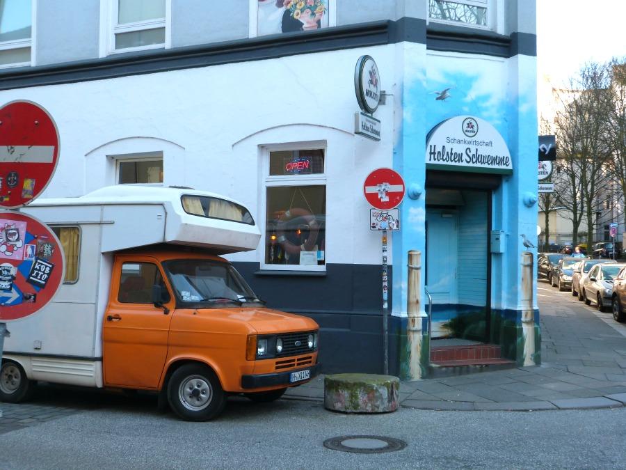 Parkeren in Hamburg  Standort Hamburg