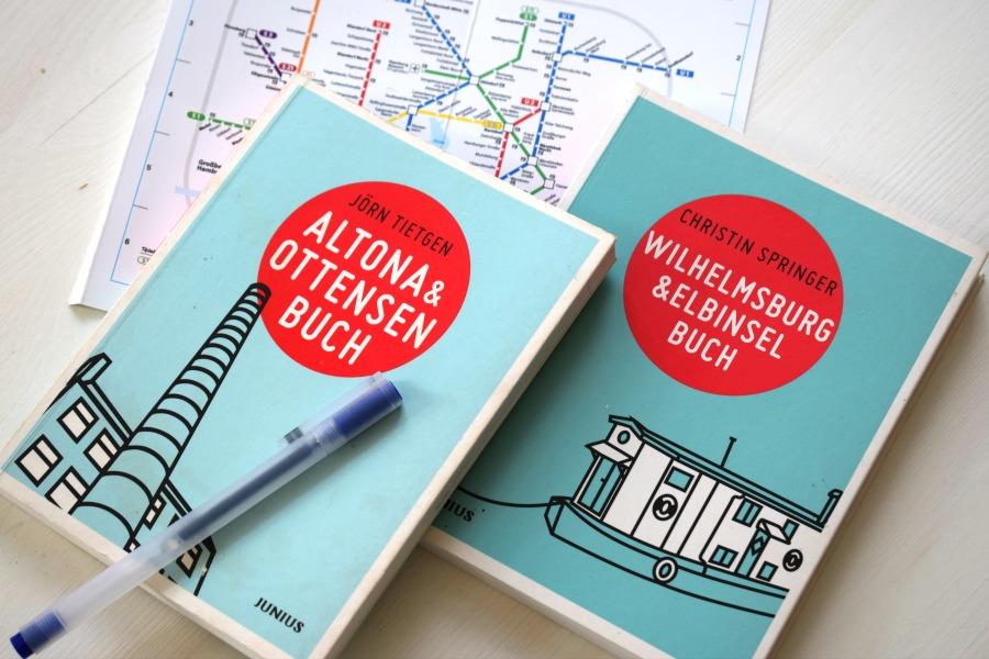 Reisgidsen over Hamburg   Altona & Ottensen Buch   Standort Hamburg