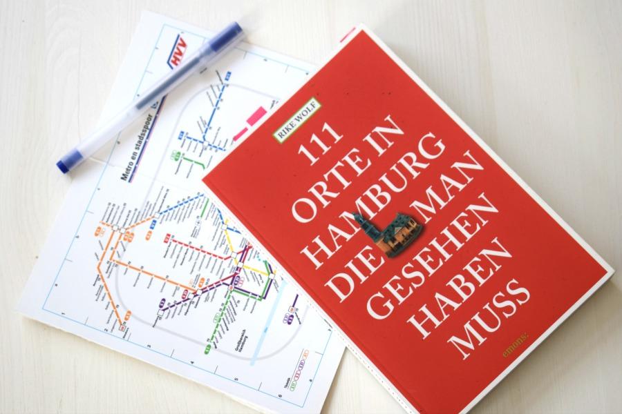 Reisgidsen over Hamburg | 111 Ort in Hamburg die man gesehen haben
