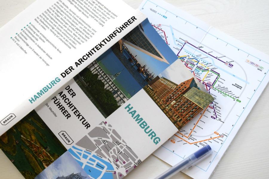 Reisgidsen over Hamburg | Architekturführer | Standort Hamburg