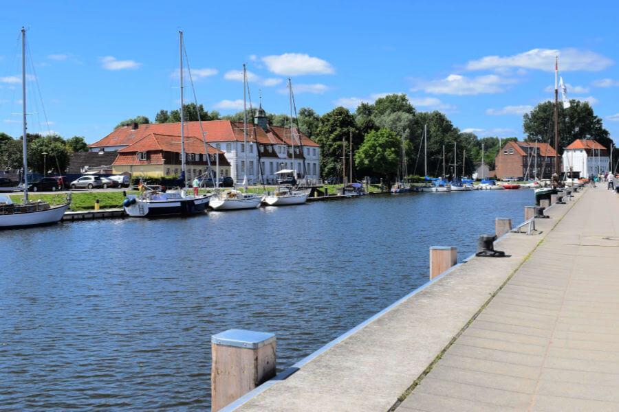 Glückstadt aan de Elbe