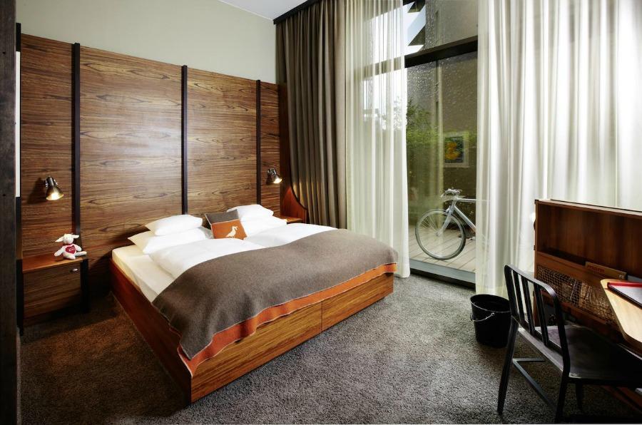 De beste hotels in Speicherstadt en HafenCity 25Hours