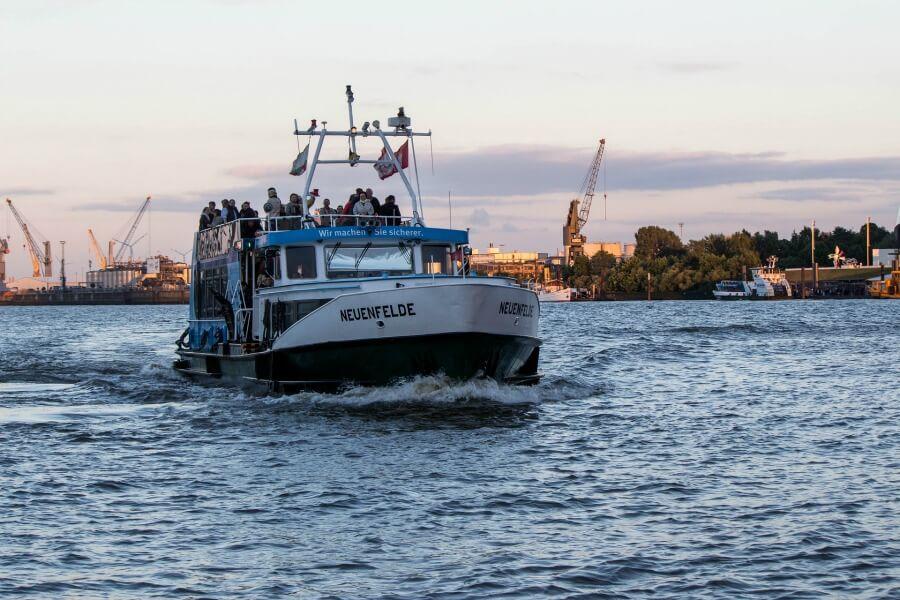 Maritiem Hamburg: havenrondvaart