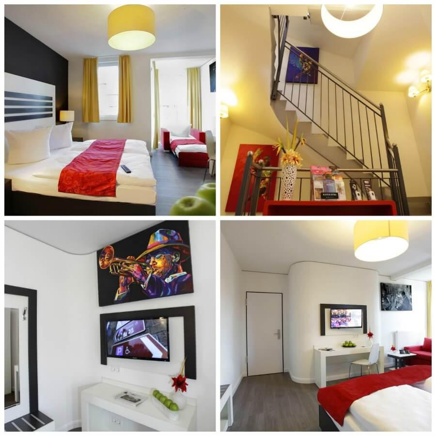 Een goed hotel in St. Georg: Boutique 072
