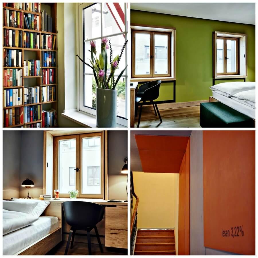 De leukste hotels in St. Georg: Wedina an der Alster