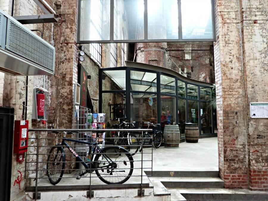 Baksteenarchitectuur in Hamburg: Zeisehallen