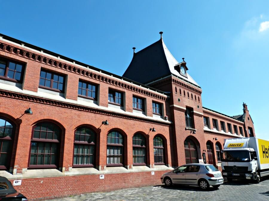 Baksteenarchitectuur in Hamburg: het voormalige Schlachthof