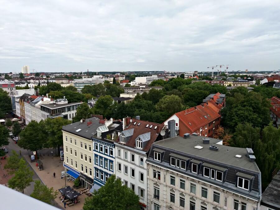 7x het beste uitzicht over Hamburg | Standort Hamburg