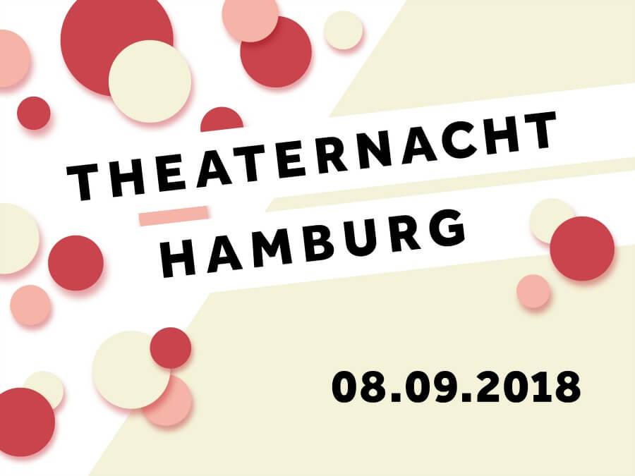 Agenda Hamburg: Hamburger theaternacht