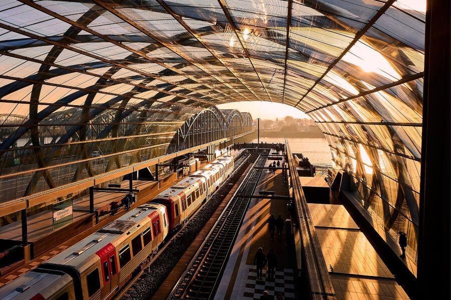 Instagrammable stations in Hamburg: de meest fotogenieke haltes!