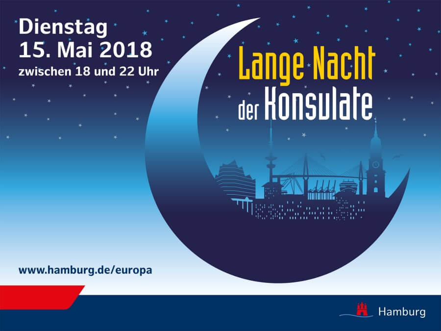 Festivals in Hamburg  | Lange Nacht der Konsulate