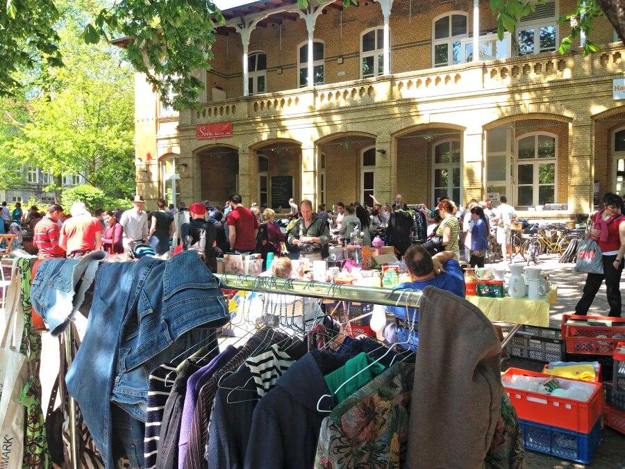 Events in Hamburg: vlooienmarkten