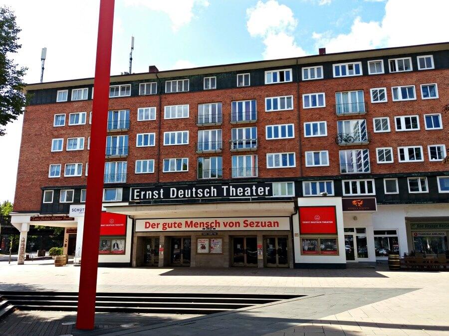 Doen in Uhlenhorst: Ernst Deutsch Theater