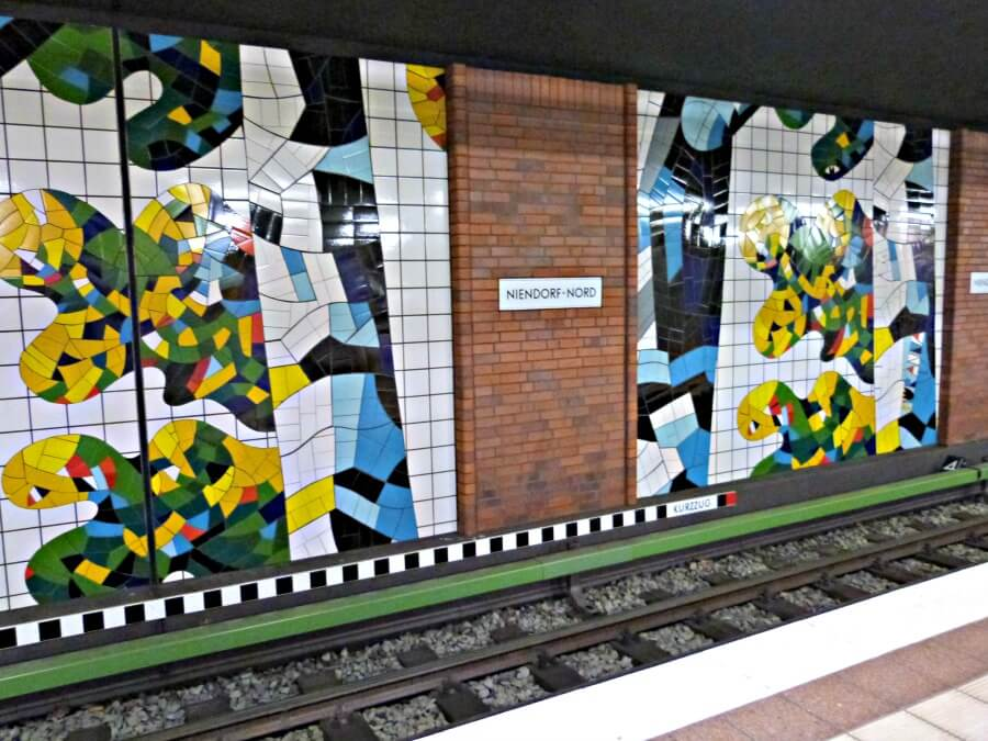 Stations in Hamburg: Niendorf Nord