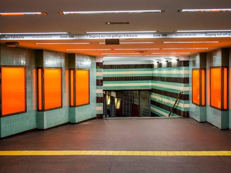 Instagram famous: Klosterstern station