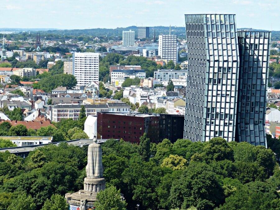 Fotospots Hamburg: uitkijkpunten over de stad