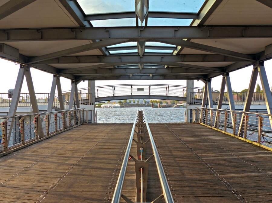 fotomotieven in Hamburg: bruggen