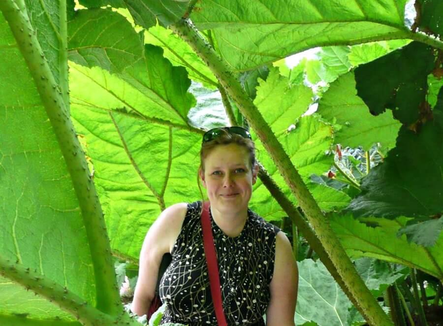Loki Schmidt Garten botanische tuin