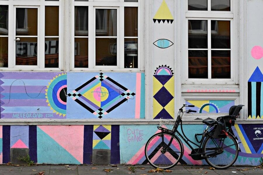 Budgettips voor een goedkope stedentrip Hamburg: pak de fiets