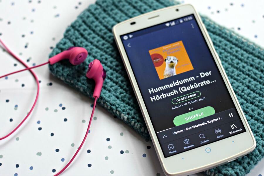 Duitse luisterboeken: Hummeldumm