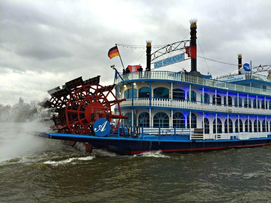 Havenrundfahrt in Hamburg