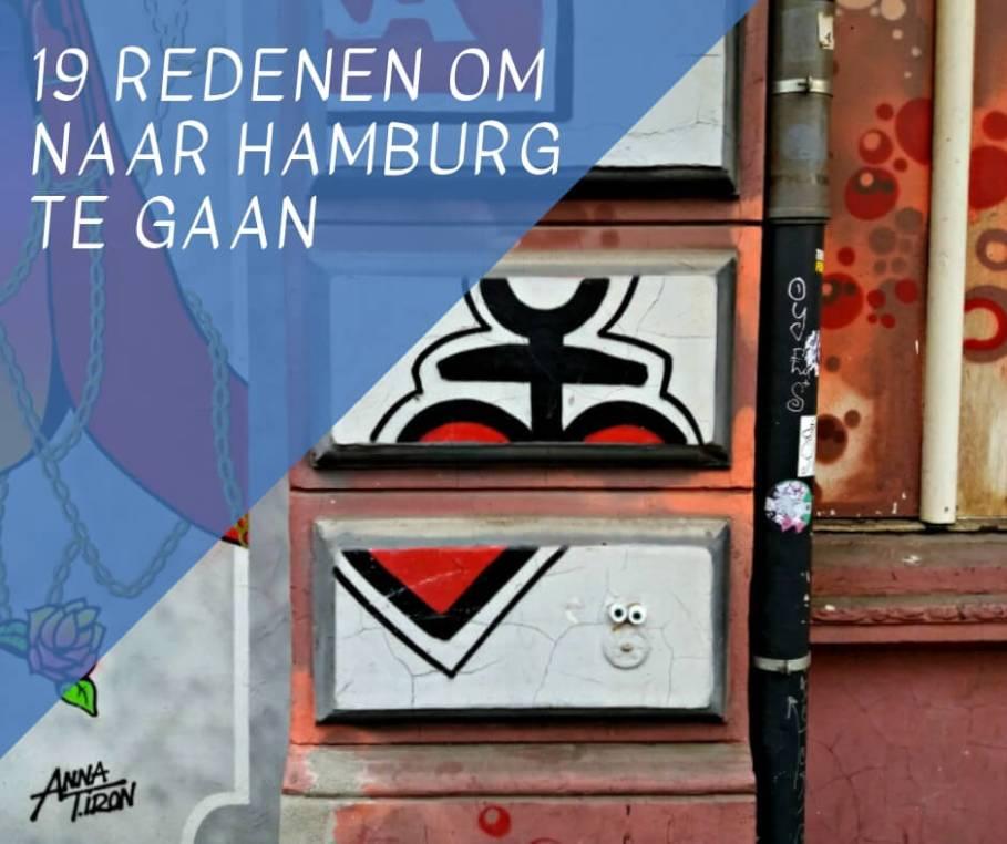 19 redenen om een stedentrip Hamburg te plannen