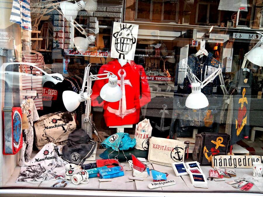Art of Hamburg verkoopt unieke, in Hamburg gemaakte souvenirs