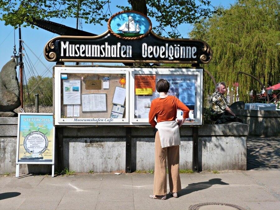 Zomerse bezienswaardigheden in juni: Museumshafen in Övelgönne
