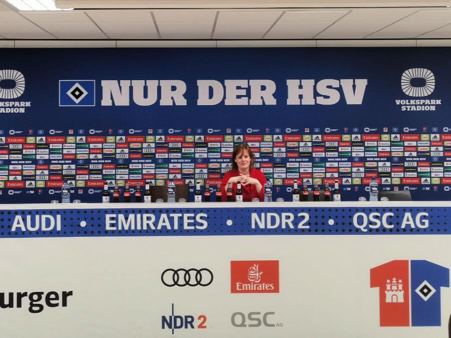 Rondleiding HSV | Standort Hamburg