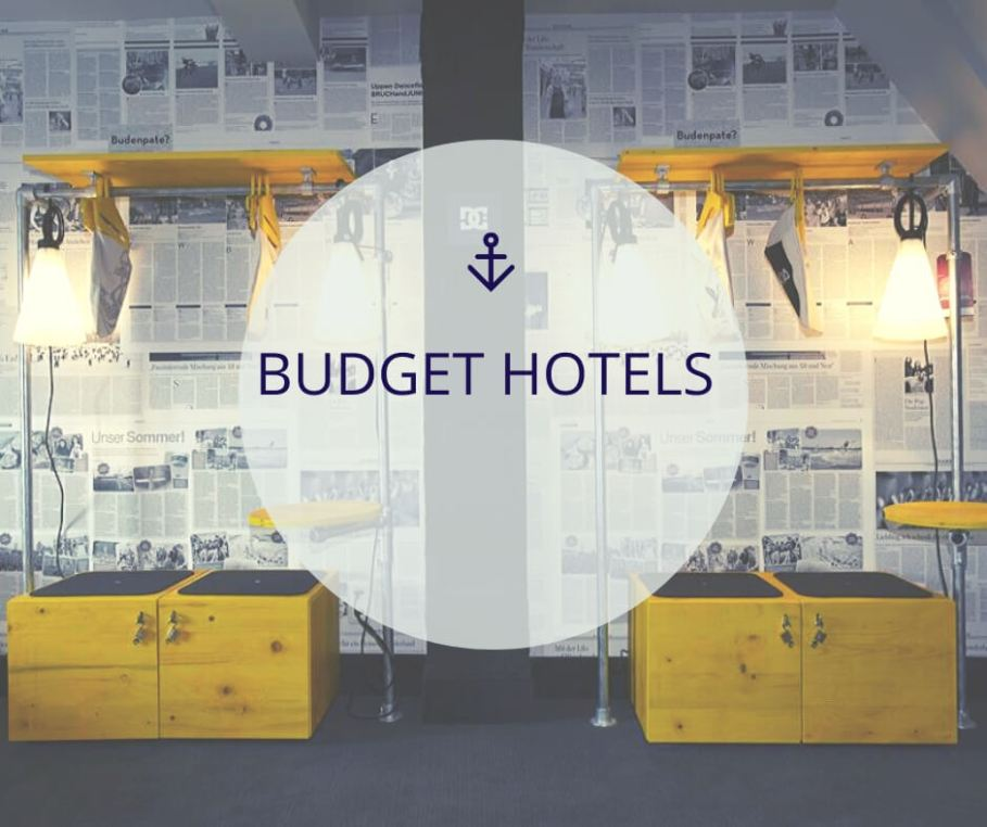Budget hotels in Hamburg