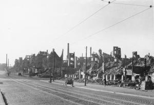 De Hamburger Trümmermorde, een nooit opgelost moordmysterie in Hamburg