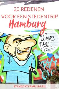 Goede redenen voor een stedentrip Hamburg | Standort Hamburg